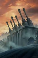 Maysketchaday 2019 - 25 - Cannons