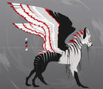 Wild Raven | Adopt Auction [CLOSED] by Wgmnll