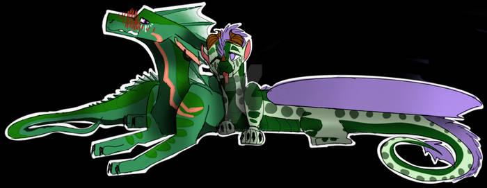 *Sees Emerald* *Snuggle*