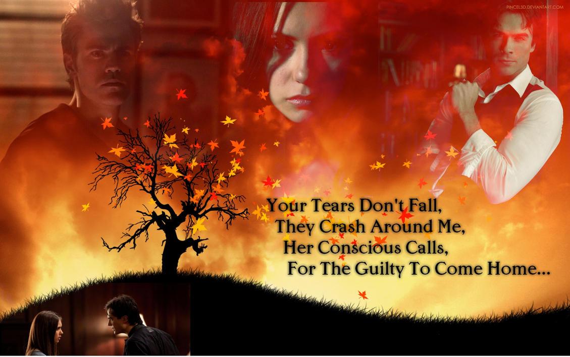 Tears Don T Fall By Saurabhwahile On Deviantart