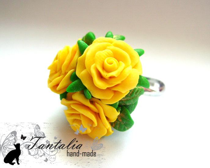 Ring 'Elegance' by Tantalia