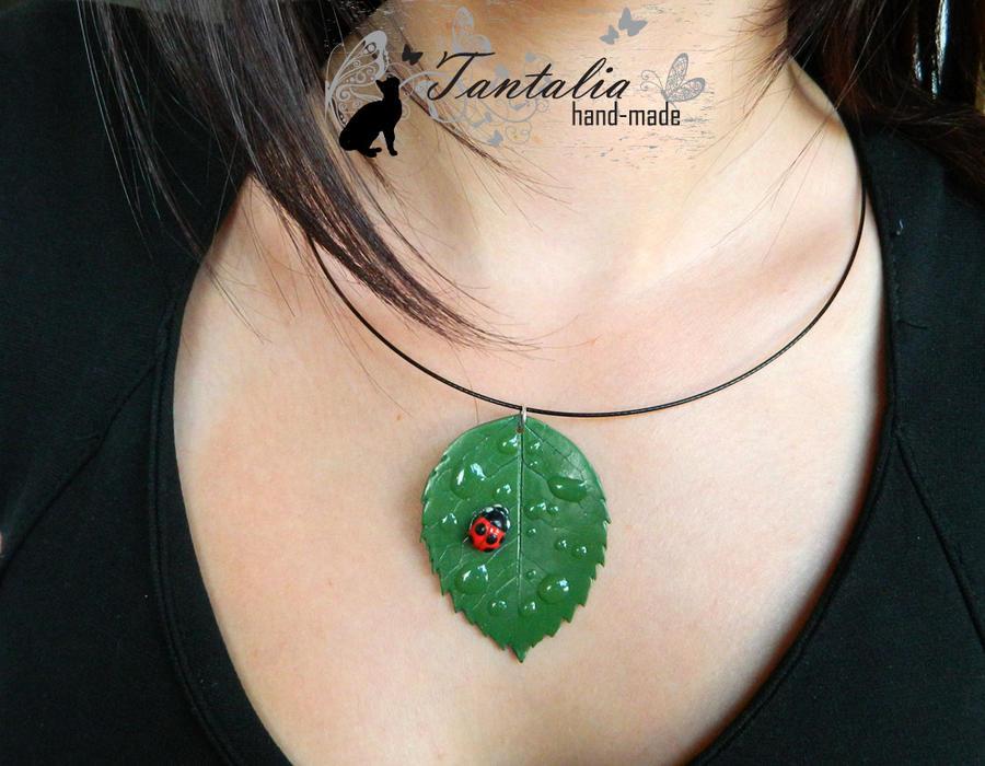 Pendant Ladybird by Tantalia
