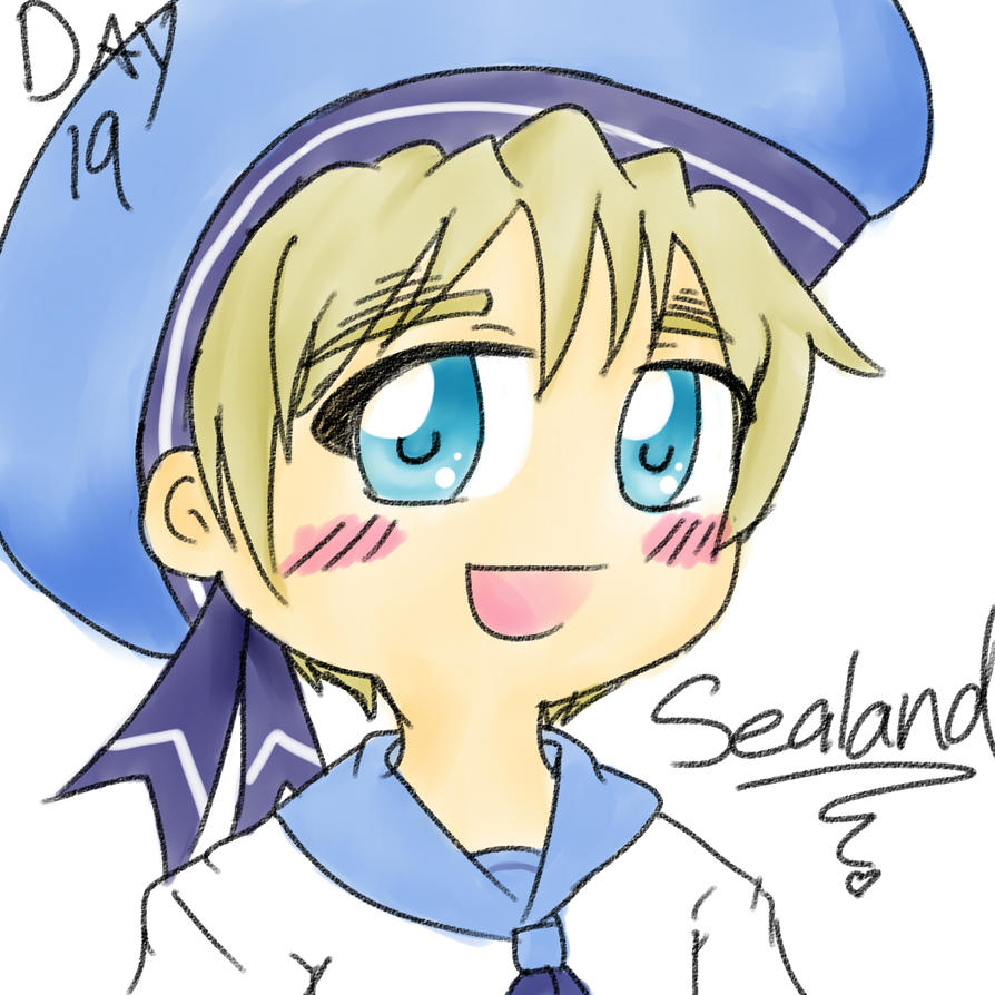 Aph 30 Day Challenge Day 19 By K O J I On Deviantart
