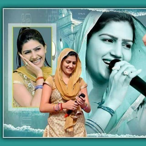 Sapna Chaudhary is a popular  Dancer in Haryana by sapnadance