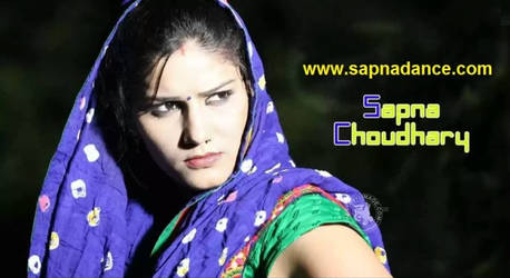 Sapna Choudhary is a Well-Known Name of Haryana