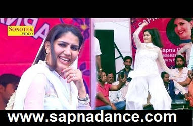 Chale Chatak Matak Sapna Dance Video