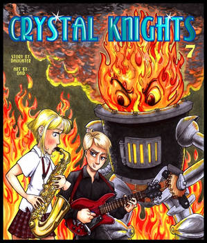 Crystal Knights 7