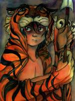 Mowgli by Danicornio