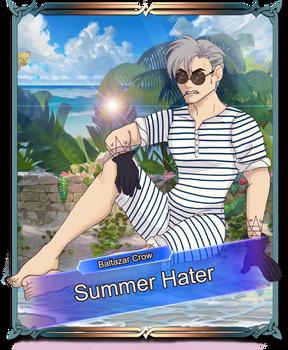 SE-Summer arrival