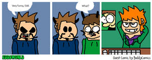 Eddsworld Guest Comic