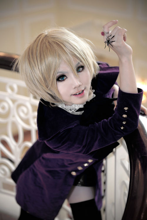 Alois Black Butler Ii By Hydeaoi On Deviantart