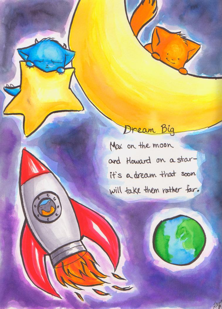 Dream Big by tangerine-dragon