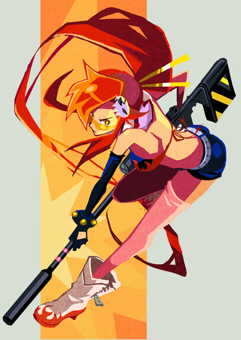 TTGL: Boomstick by nargyle