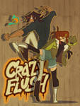 Crazy Flush: Kickin' It