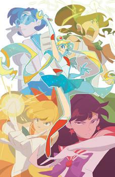 Sailor Moon: Bishoujo Senshis