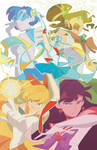 Sailor Moon: Bishoujo Senshis