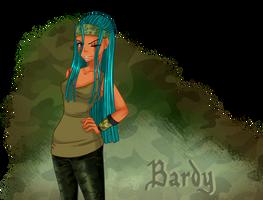 Art Trade | Bardy by DarkLadyYami