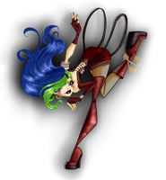 A Witch at Heart by DarkLadyYami