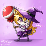 Chibi Yang ~ Special~Witch