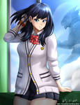 SSSS.GRIDMAN - Takarada Rikka