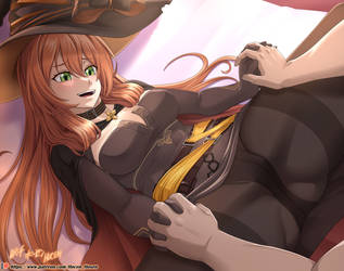 Girls' Frontline - Springfield Classical Witch~