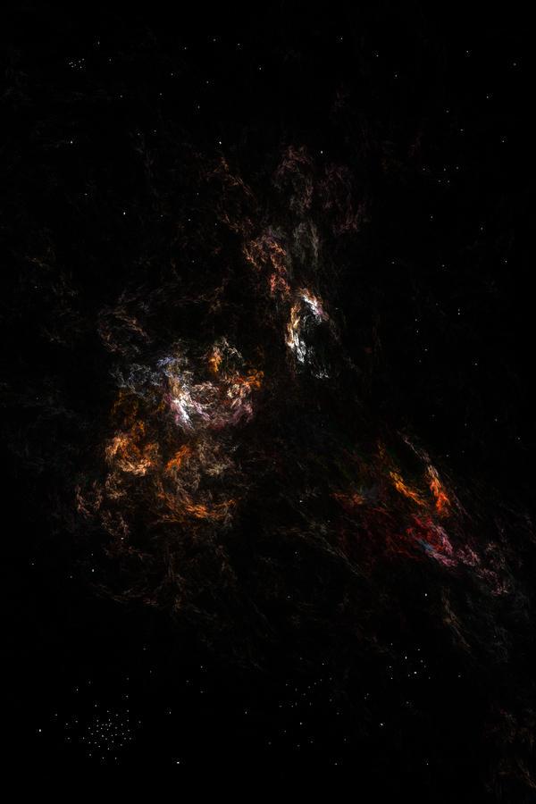 Galactic Splendor by Uidin