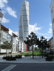 Turning Torso 2 by duokai