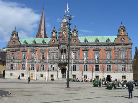 Malmoe City Hall