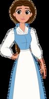 TTS Challenge: Belle 1