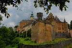 Frydlant Castle by patrolski