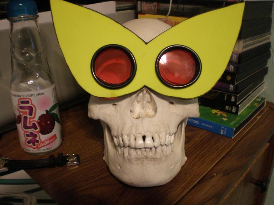 Henchman 24's Skull by Shadowfox012