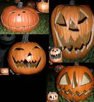 Pumpkin King's Subjects by Shadowfox012