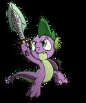 Mighty Spike 4
