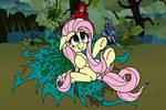 Fluttershy in the wild 1