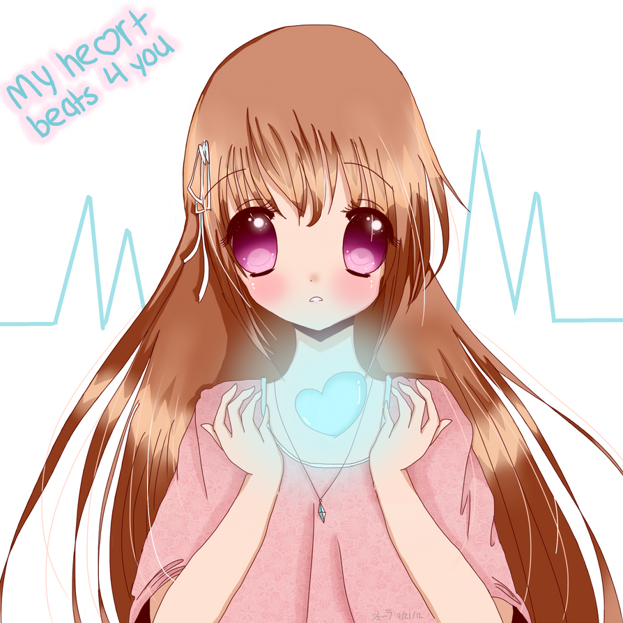 My Heart Beats For You by SesameTofu