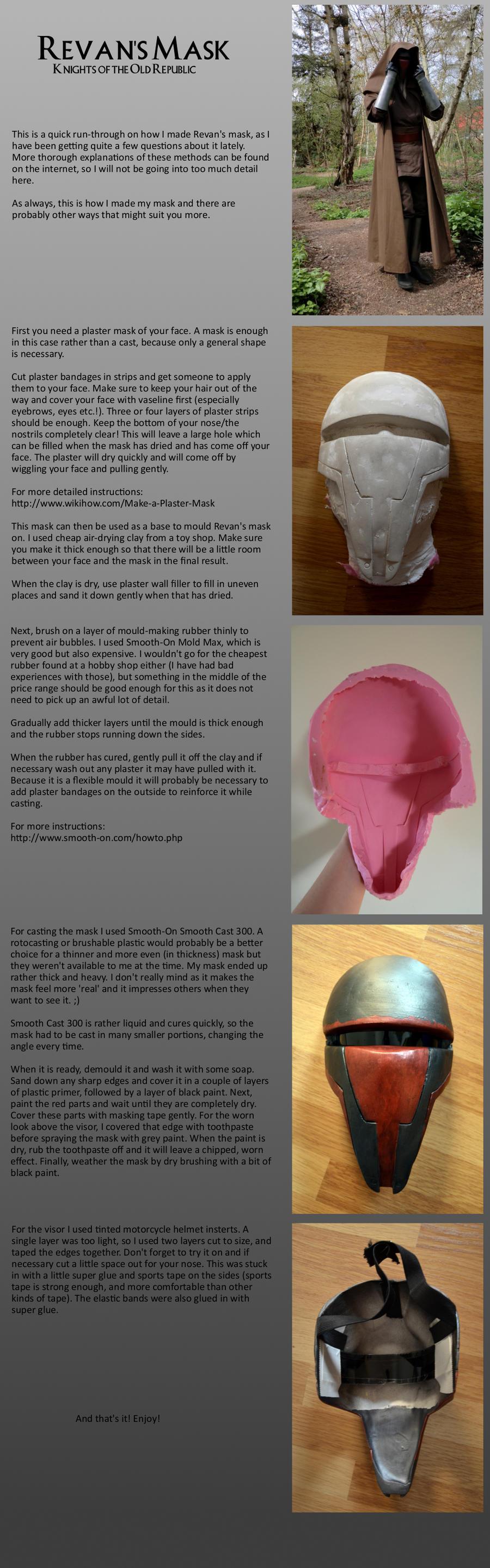 Revan's Mask Tutorial by samhawkeye