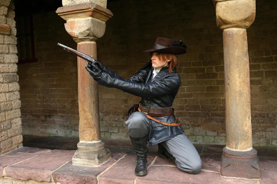 Athos by samhawkeye