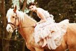 Horse Lady VI