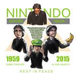 Tribute to Satoru Iwata - Rest in Peace