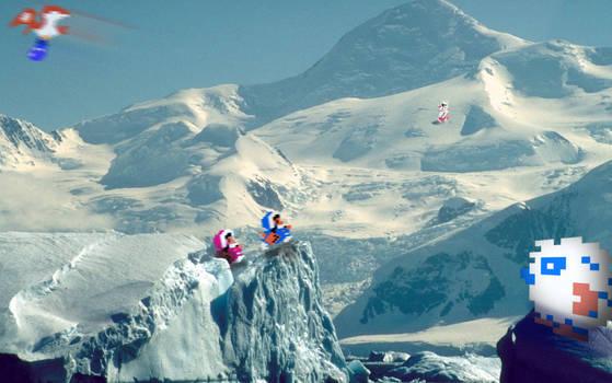 RetroMountain 'Ice Climbers'