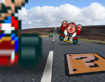 Retro Race 'Mario Kart'