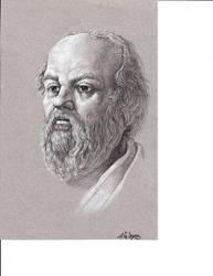 Socrates by Albert-G-Lopez