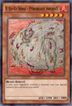 Pyrobeast InfernX: Yugioh Card Form