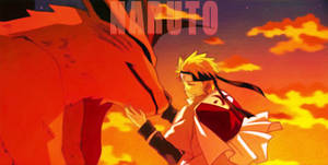 Naruto Hokage and Kurama