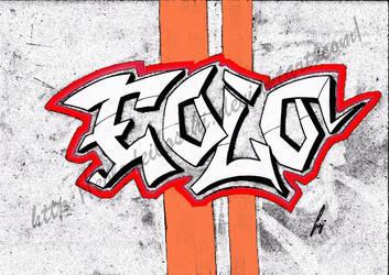 Graffiti 011 vers 1 by Eolodeiboschi