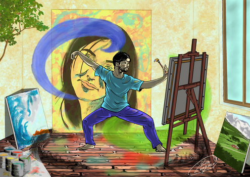 Avatar: the Artbender