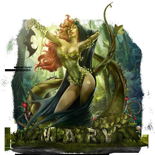 Poison Ivys by Diego-Dran