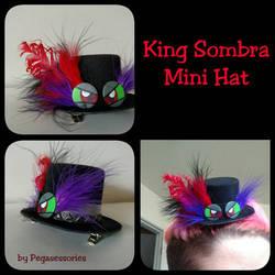 King Sombra Mini Hat (3.5) by Smerkalot