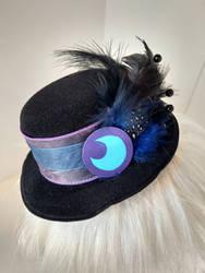 Nightmare Moon Mini Hat by Smerkalot