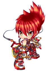 Grand Chase : Jin - Rama by Conveito